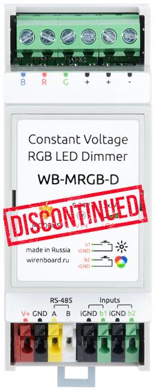 WB-MRGB-D
