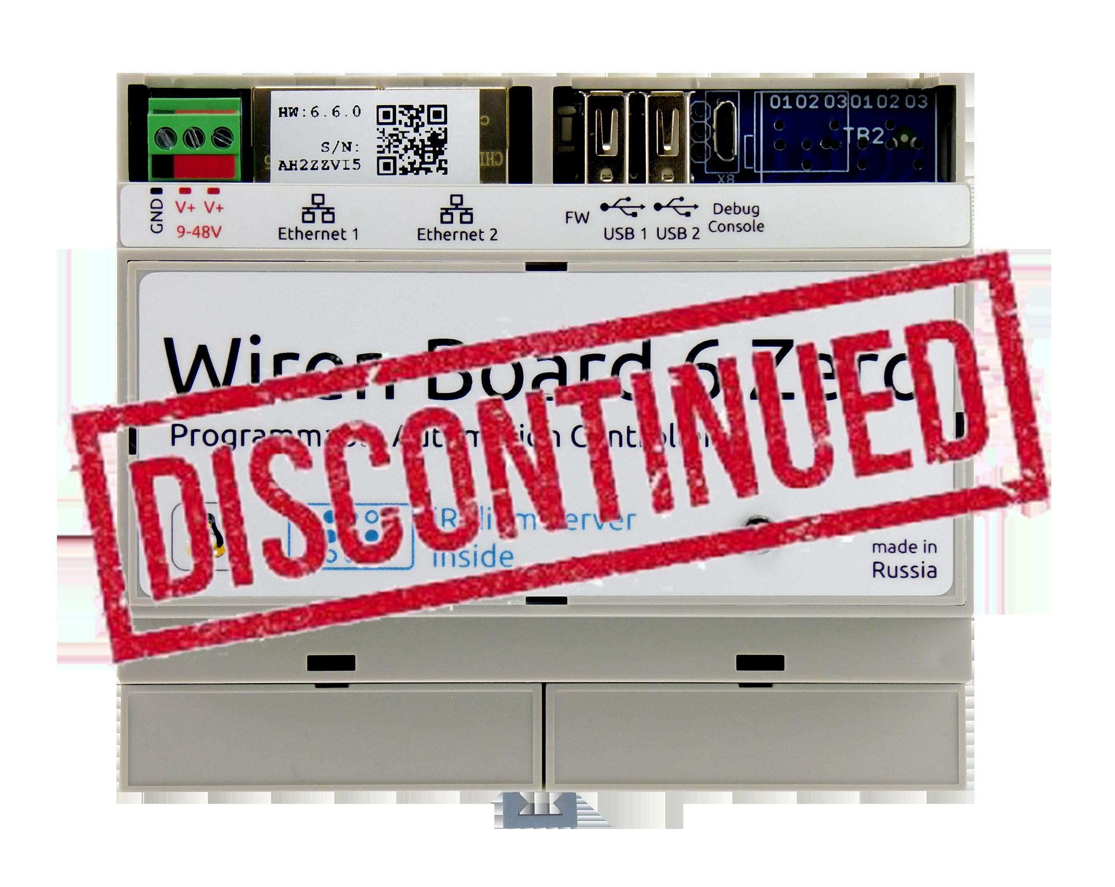 Wiren Board 6 Zero