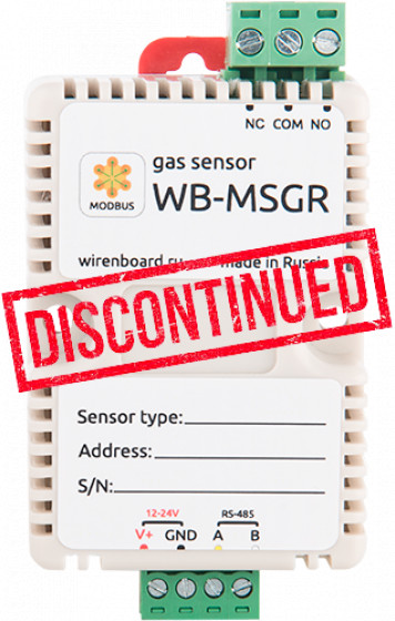 WB-MSGR