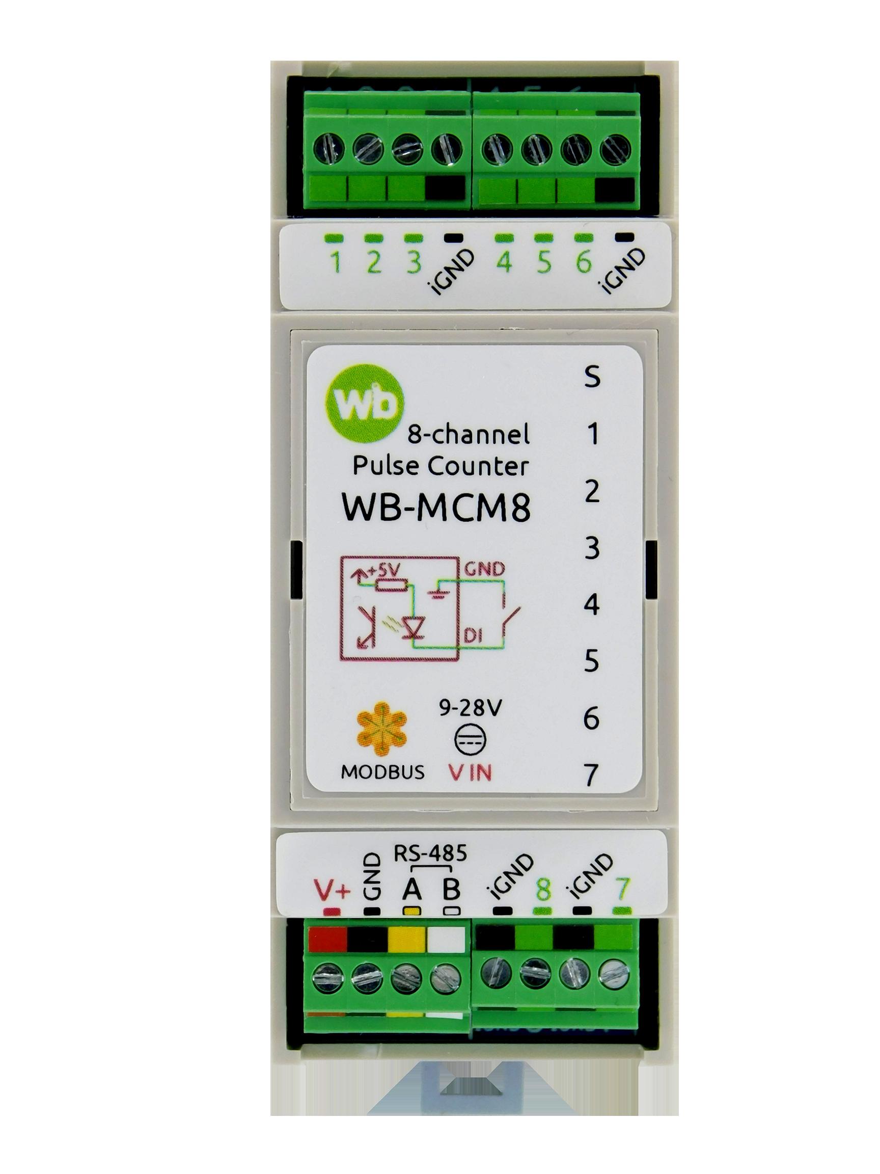 WB-MCM8